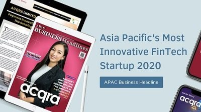 Acqra Selected as 2020 Most Innovative FinTech Startup in APAC