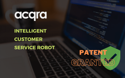 Acqra Has Been Granted a Patent of Its Intelligent Customer Service Robot